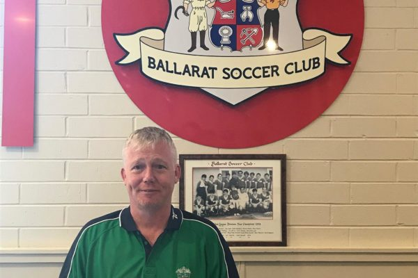 Jason loves the community safe and easy going atmosphere in Redan... and the Ballarat Soccer Club of course.