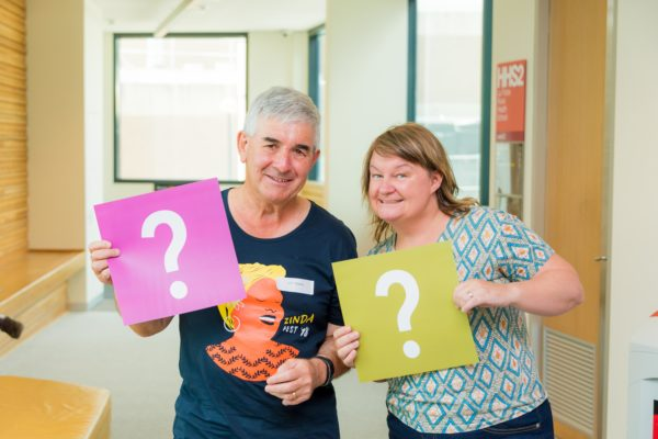 We want to inspire neighbourly connections